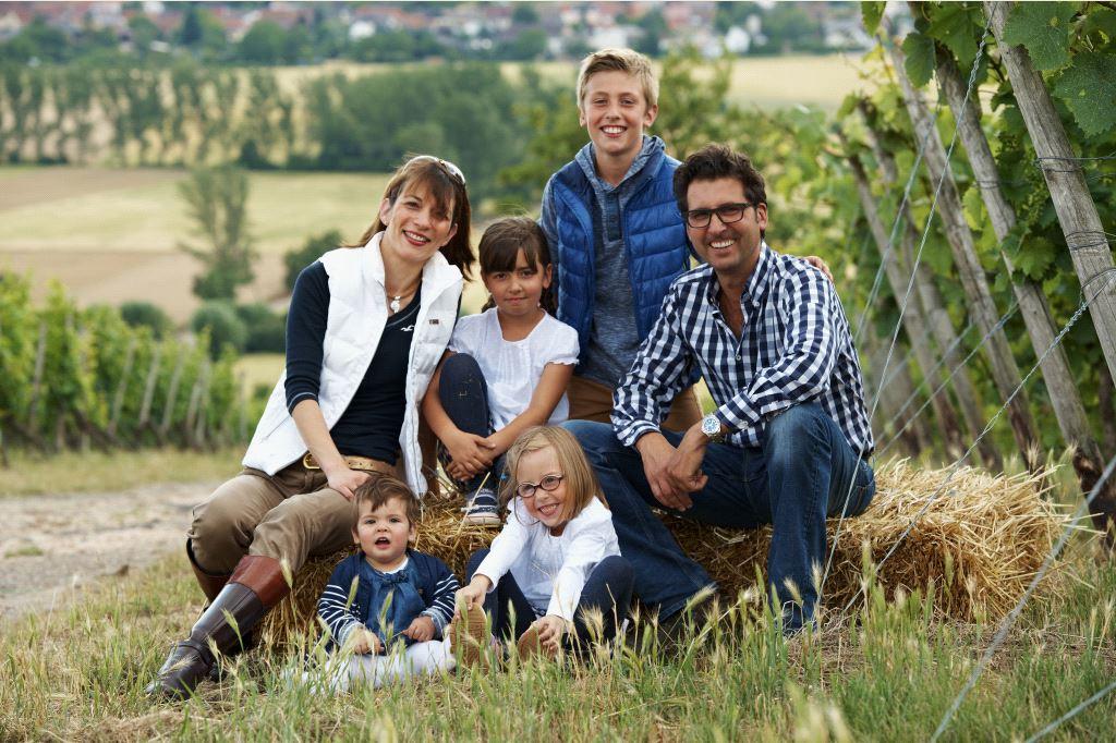 Winzerfamilie Korrell