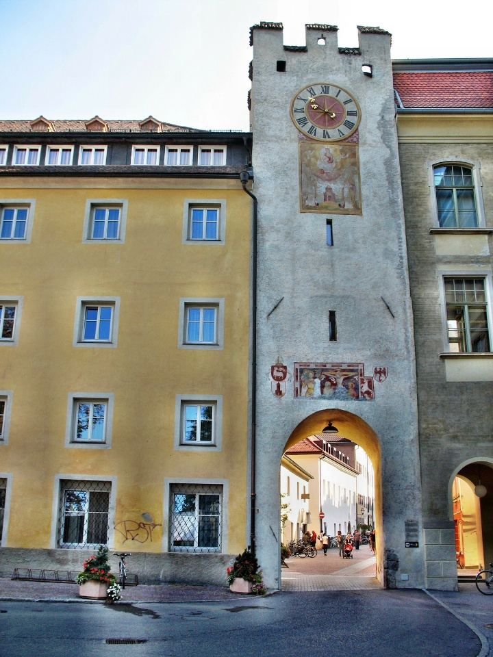 Ursulinentor in Bruneck