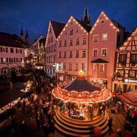 Der Altdeutsche Weihnachtsmarkt in Bad Wimpfen