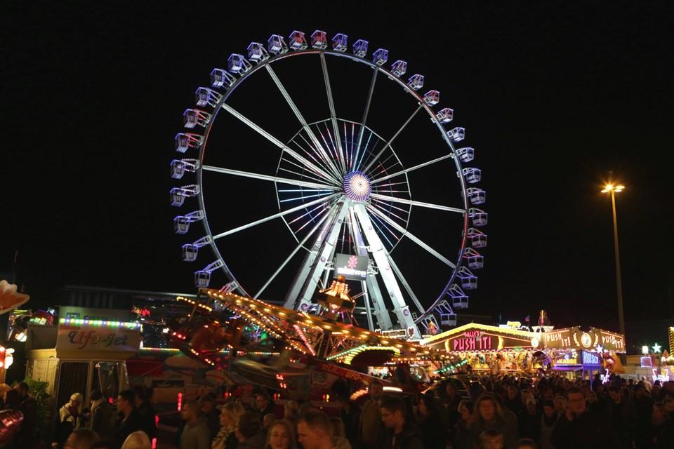 Bremer Freimarkt Riesenrad