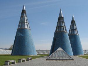 Dachgarten der Bundeskunsthalle
