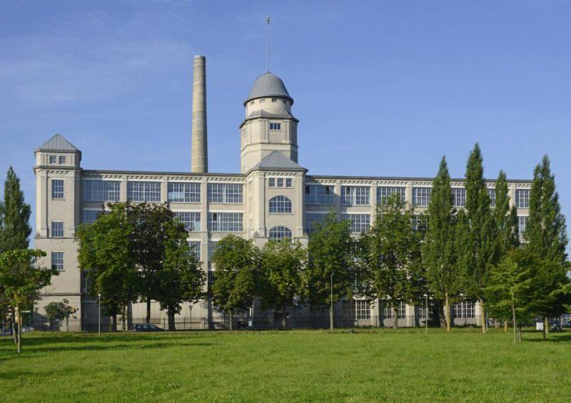 Der Glaspalast in Augsburg