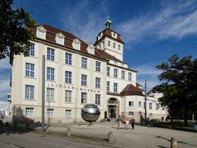Linden-Museum Stuttgart Außenansicht