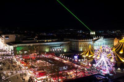 Märchenweihnachtsmarkt in Kassel
