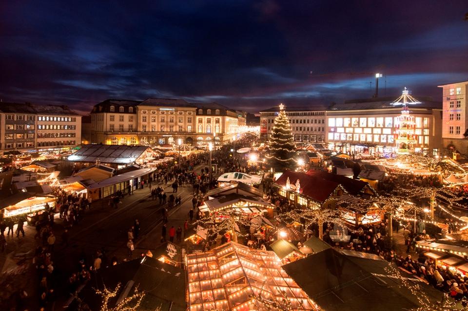Weihnachtsmarkt in Kassel