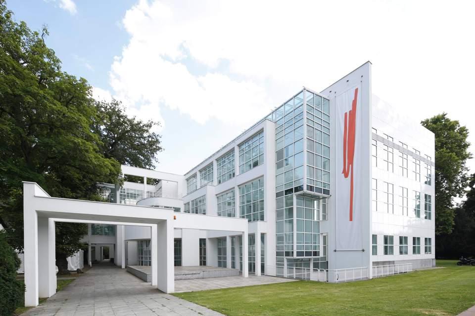 Außenansicht Museum Angewandte Kunst Frankfurt