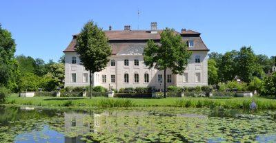 Schloss Branitz bei Cottbus