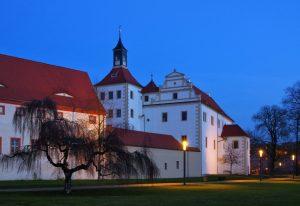 Schloss Finsterwalde/Niederlausitz
