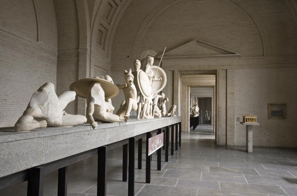 Skulpturen der Glyptothek