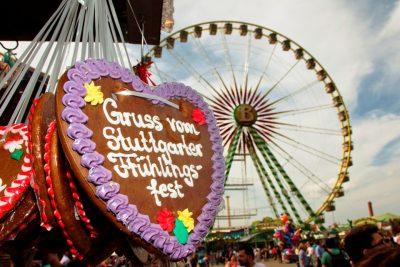 Lebkuchenherz Fruehlingsfest 2012
