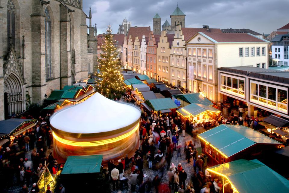 Osnabrücker Weihnachtsmarkt