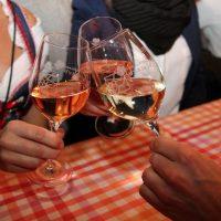 Wein trinken in Stuttgart