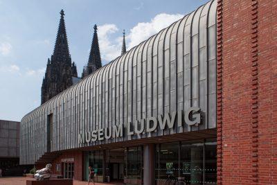 Das Museum Ludwig in Köln