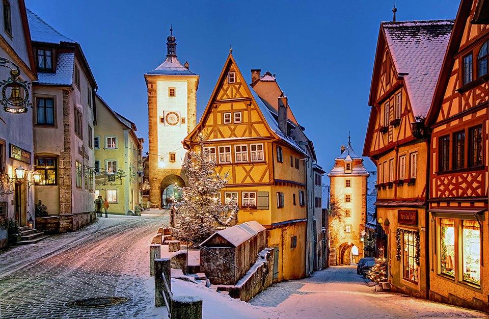 Plönlein im Winter