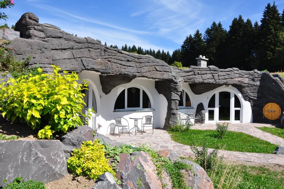 Das Feriendorf Auenland in Thüringen