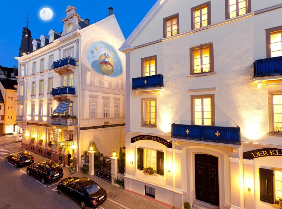 'Der kleine Prinz' Baden-Baden, außergewöhnliche Hotels