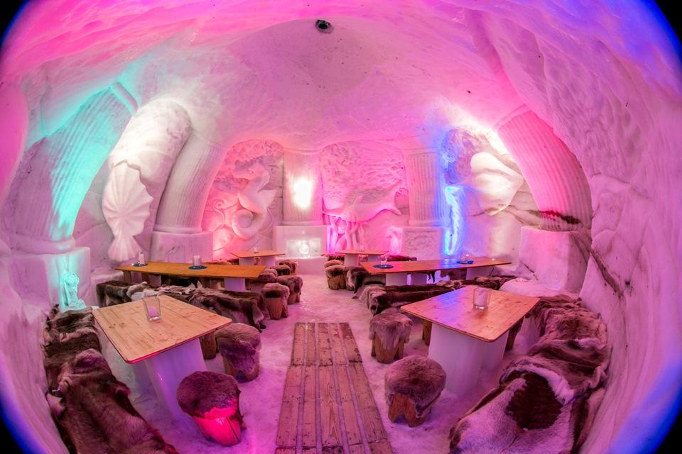 Iglu Restaurant