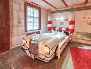 V8Hotel - Themenzimmer Waschanlage, CarWash