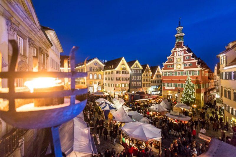 Esslinger Mittelaltermarkt und Weihnachtsmarkt