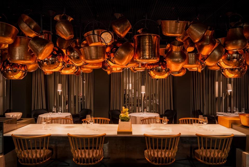 Restaurant Cinco © das Stue