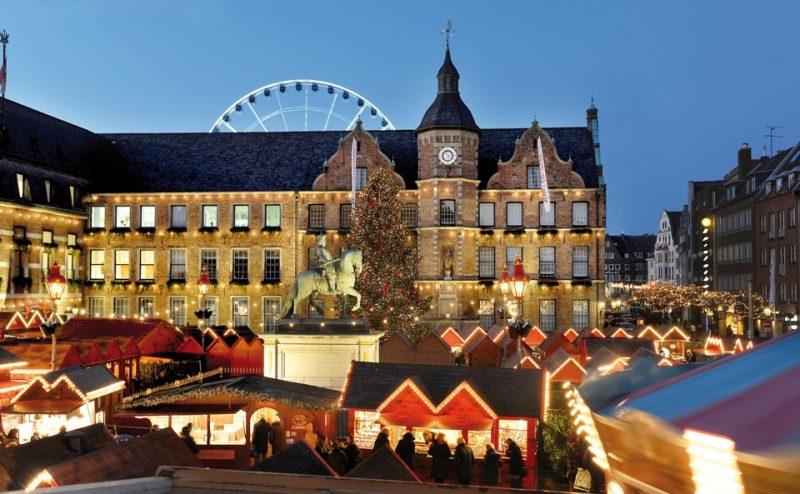 Düsseldorfer Marktplatz