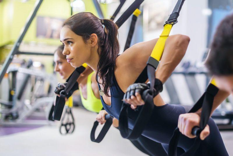 Fitnesstraining, Cross Fit