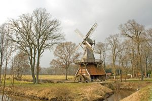 Mühle im Emsland