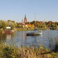 Inselstadt Werder (Havel) - Fontane.Rad