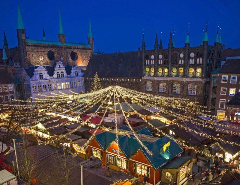 Lübecker Weihnachtswelten