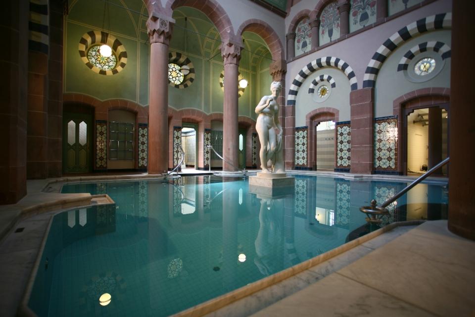 Palais Thermal - Die schönsten Sauna- und Wellnesslandschaften