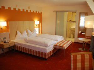 Zimmer im Prinhotel Rothenburg