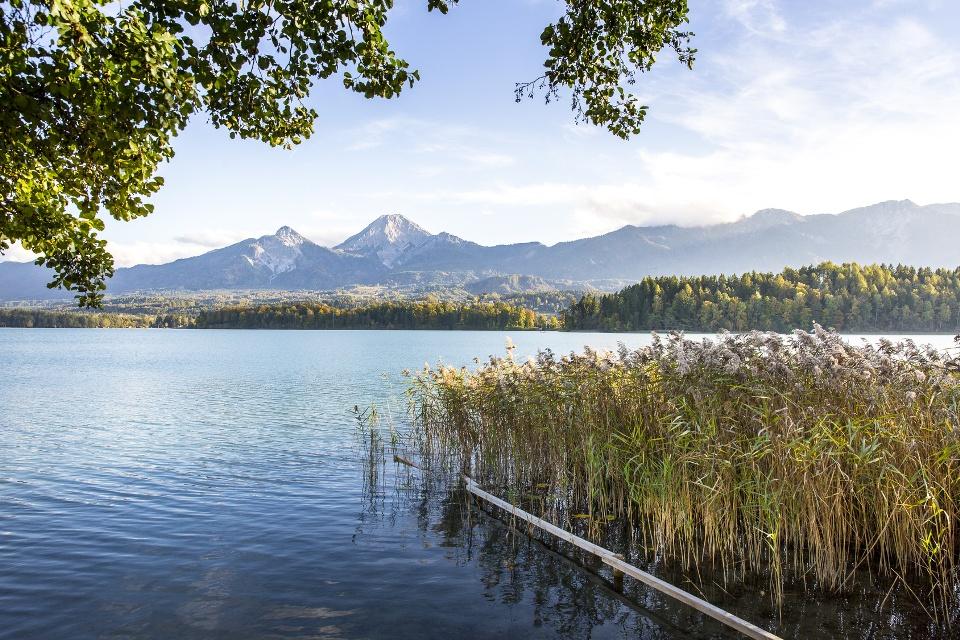 Faaker See in Kärnten