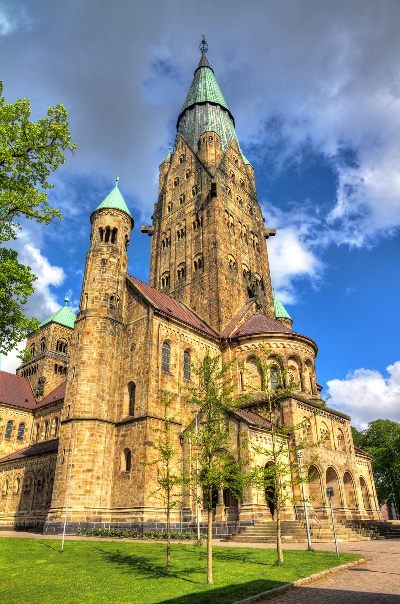 St. Antonius Basilika in Rheine