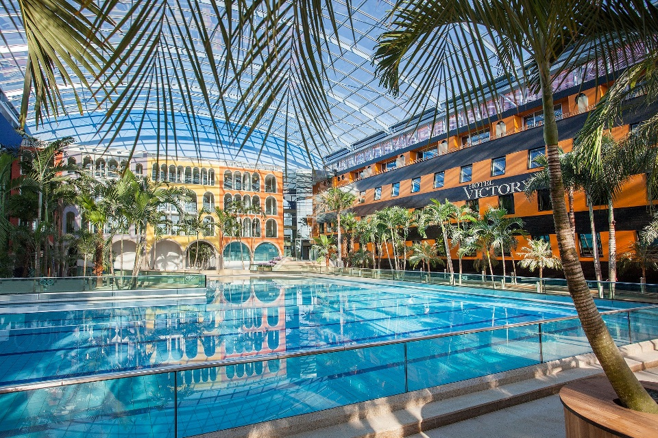 Hotel Victory Therme Erding: Sommerfeeling rund um die Uhr