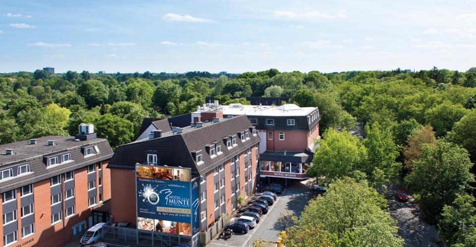 KulTour in Bremen - Ringhotel Munte am Stadtwald