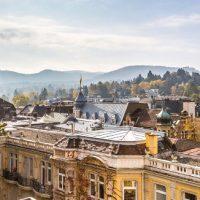 Aussicht über Baden-Baden