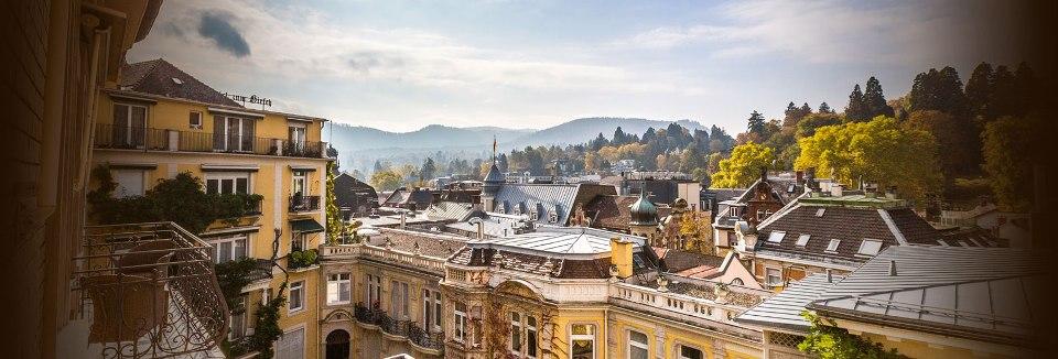 Zeit für Sie in Baden-Baden im HELIOPARK Bad Hotel zum Hirsch!