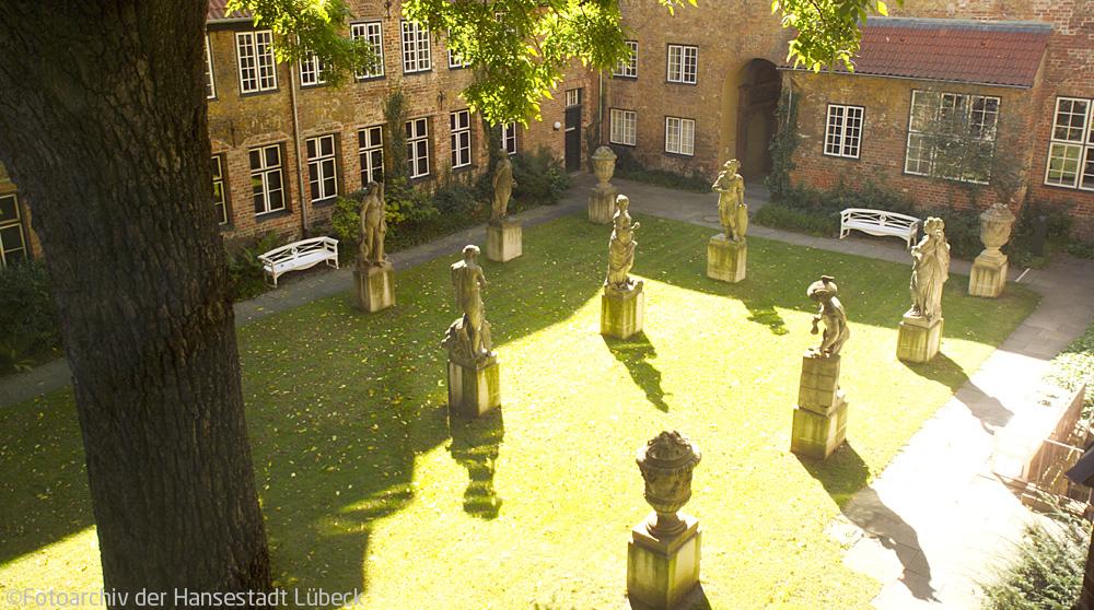 St Annen Museum - Puppenhof
