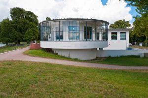 Dessau Elbe Kornhaus