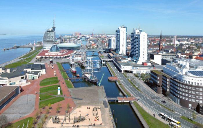 Das Deutsche Schifffahrtsmuseum: Museumshafen in Bremerhaven