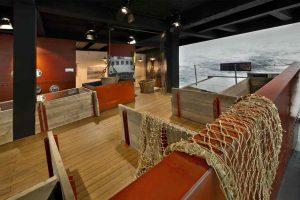 """Hochseefischerei im Museum """"Windstärke 10"""" in Cuxhaven"""