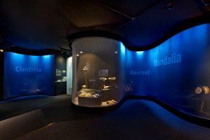 "Wrackraum im Museum ""Windstärke 10"" in Cuxhaven"
