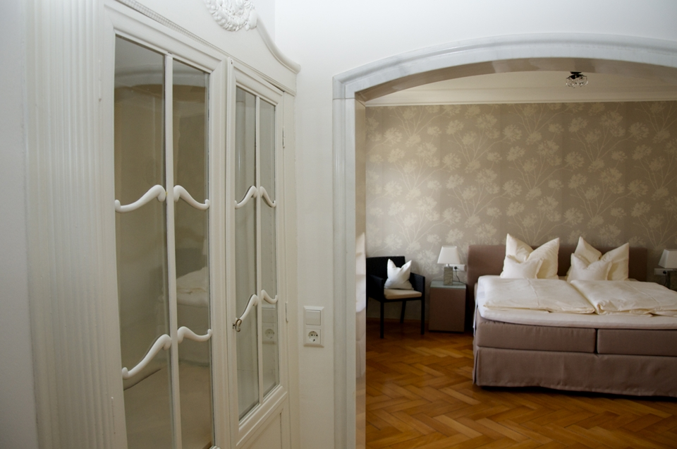 Doppelzimmer, Boutique Hotel Friesinger