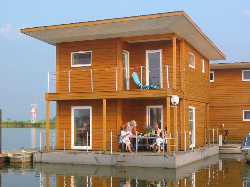Floating Houses Kröslin