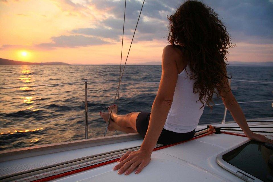Urlaub auf dem Wasser