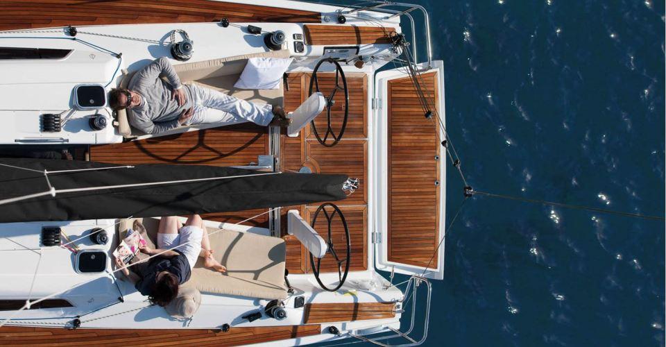 Entspannen am Bodensee: Schlafen auf der Luxusjacht