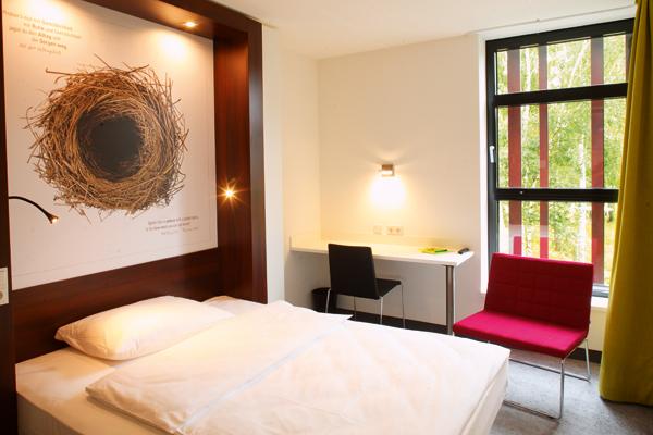 Zimmer im 7THINGS Hotel
