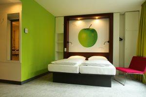 Hotelzimmer im 7THINGS Hotel