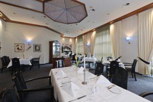 Restaurant im Arvena Kongress Hotel