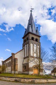 Dorfkirche in Rahnsdorf